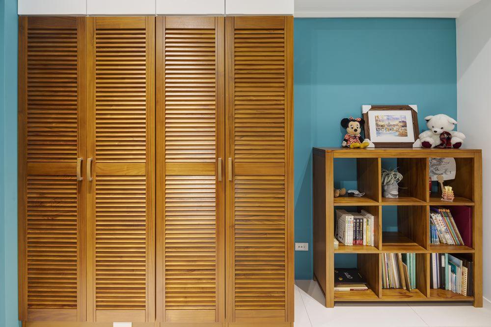 實木衣櫃免費設計優渥實木家具