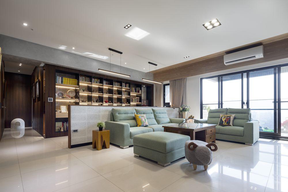 豪宅設計免費空間規劃優渥實木家具
